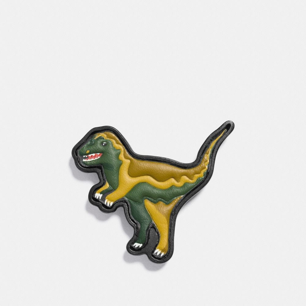 PAINT BY NUMBERS REXY LEATHER PIN
