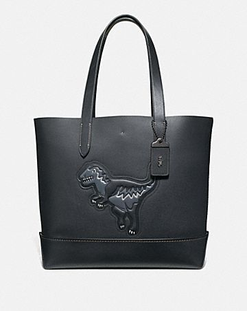 GOTHAM TOTE WITH REXY