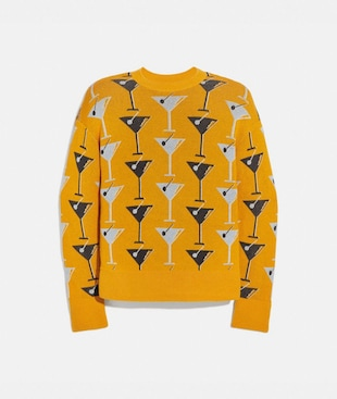 MARTINI CREWNECK SWEATER