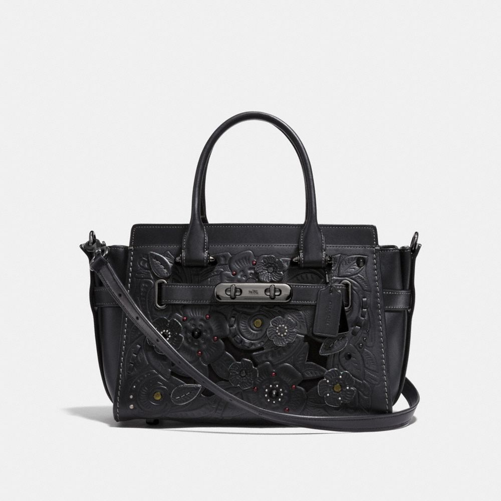 """COACH SWAGGER 27 MIT """"TEA ROSE""""-DETAILS"""