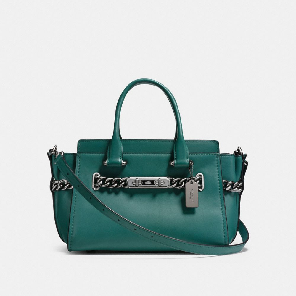 COACH ID SWAGGER 27 IN GLOVETANNED LEATHER