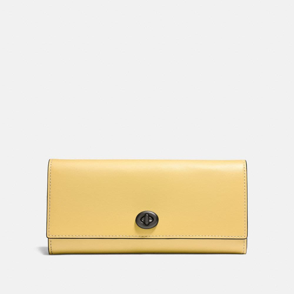 ENVELOPE WALLET IN GLOVETANNED LEATHER