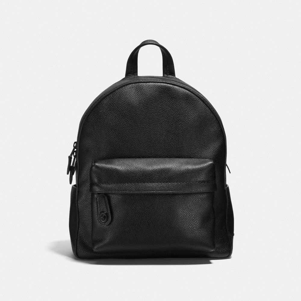 CAMPUS BACKPACK IN POLISHED PEBBLE LEATHER
