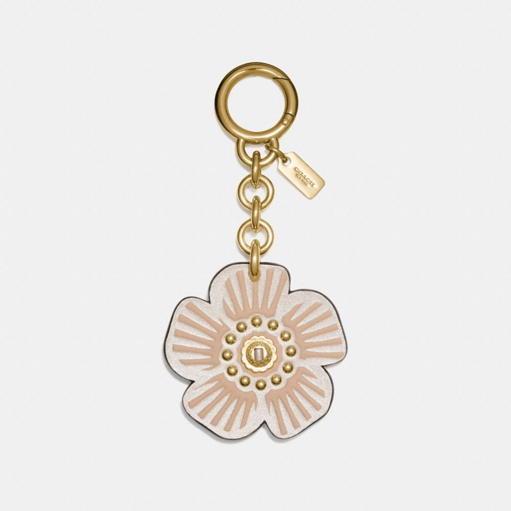 WILLOW FLORAL BAG CHARM