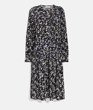 YOKE DRESS