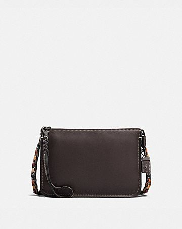 SOHO CROSSBODY IN GLOVETANNED LEATHER WITH COACH LINK DETAIL