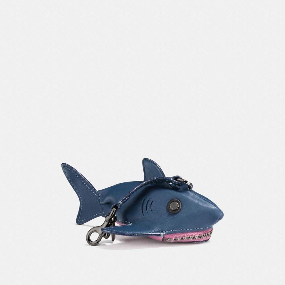 MONEDERO SHARKY EN PIEL CURTIDA
