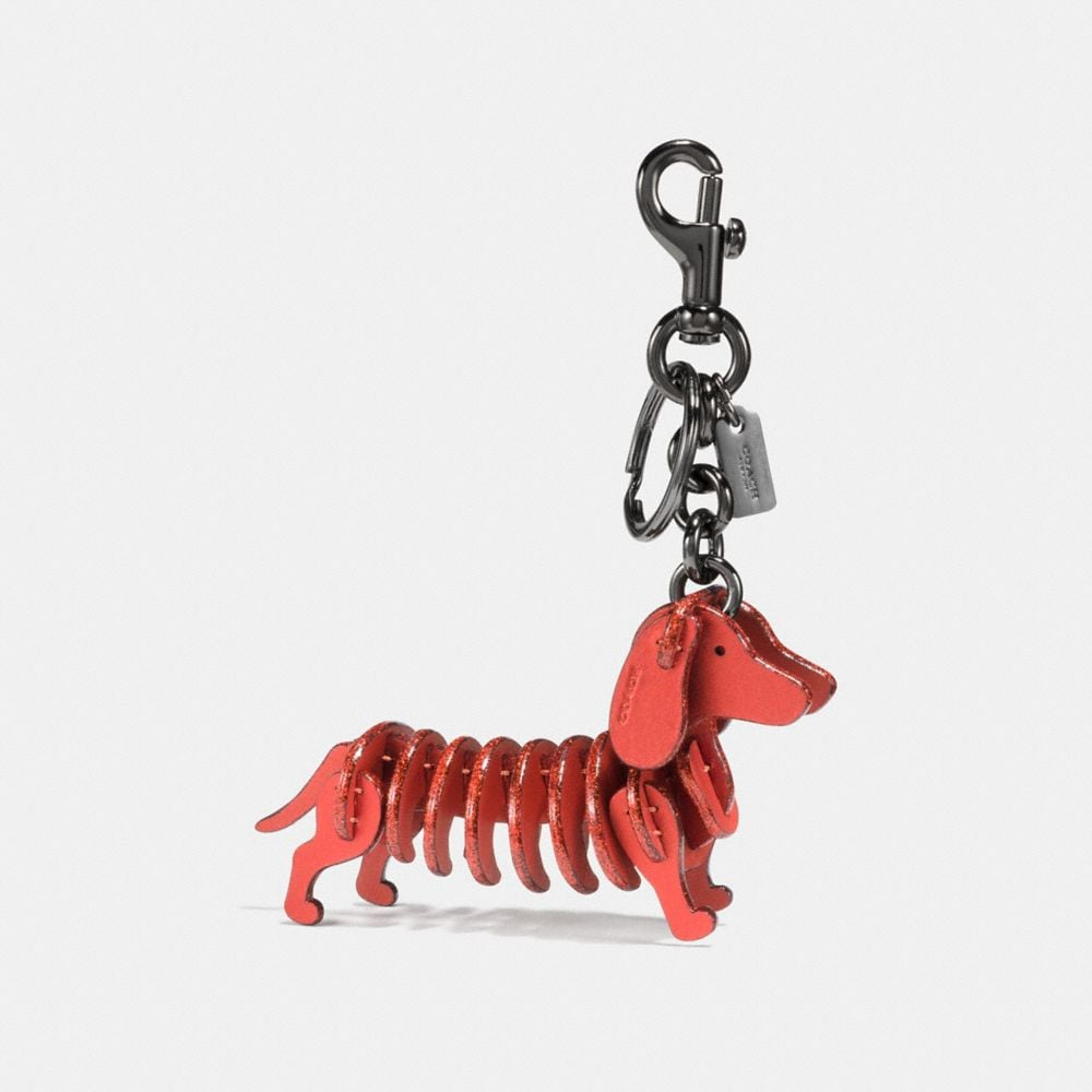 SMALL DOG PUZZLE BAG CHARM