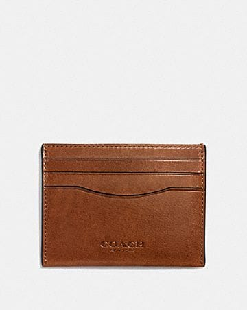 0ef0f2d4d6 Men's Card Cases | COACH ®
