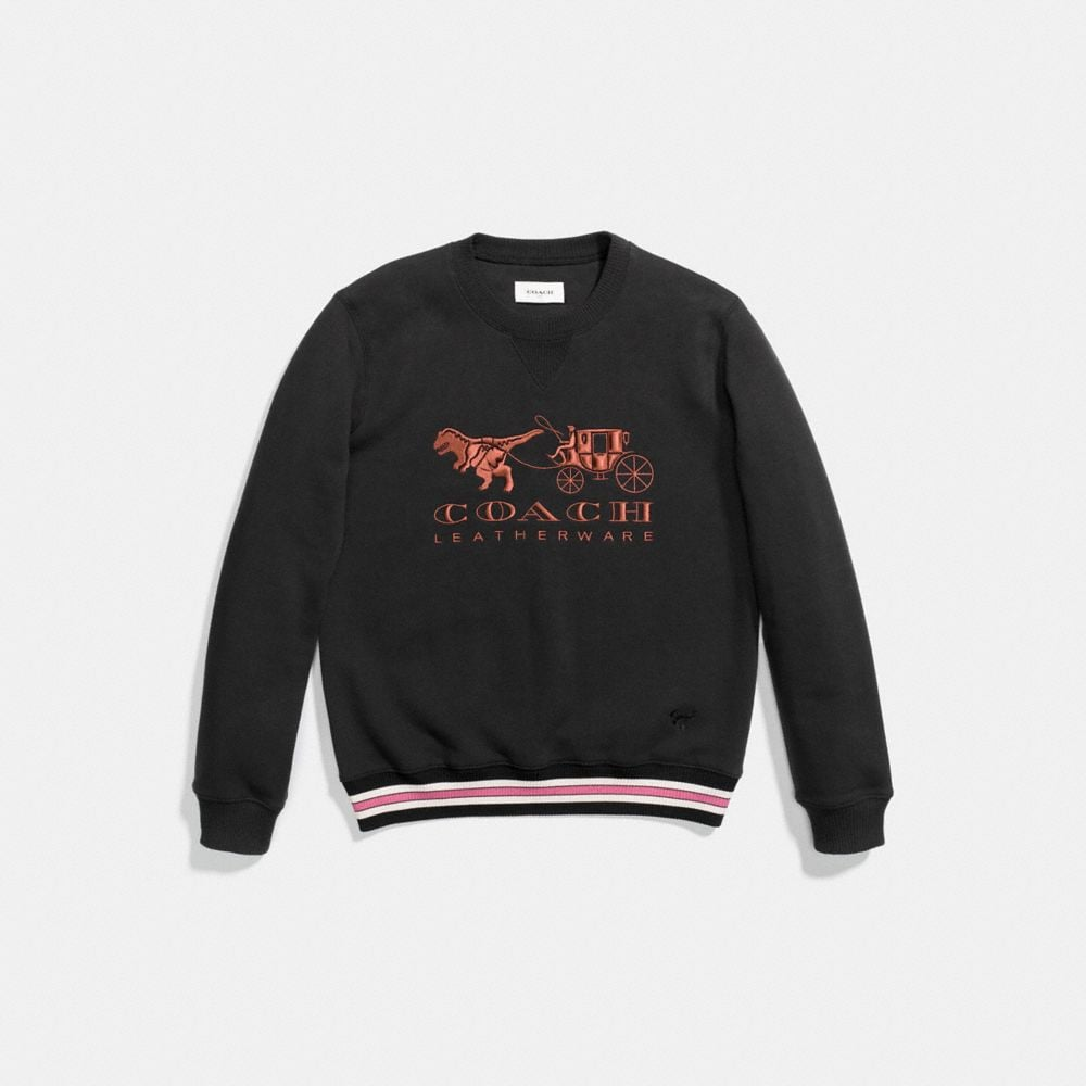 REXY AND CARRIAGE SWEATSHIRT
