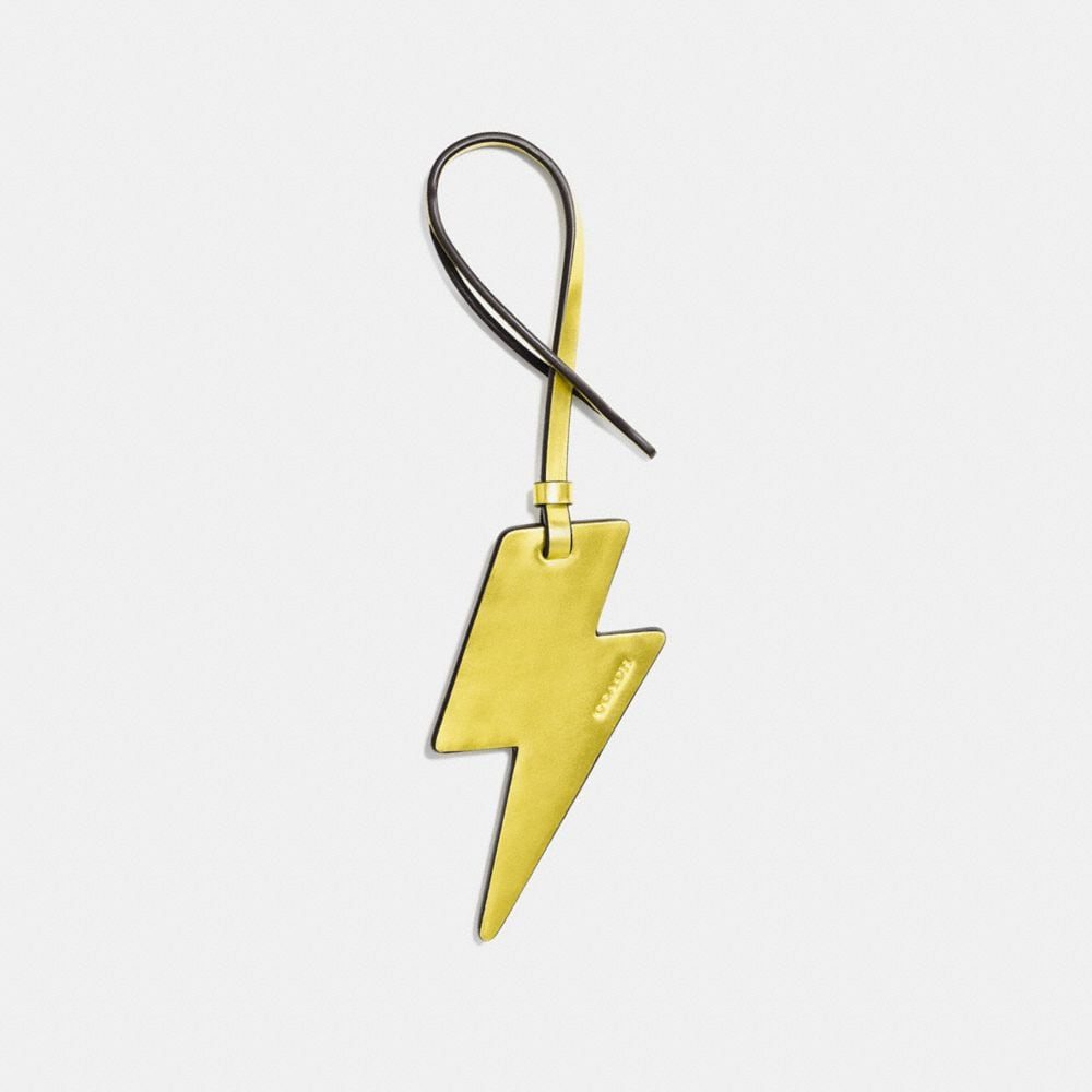 LIGHTNING BOLT ORNAMENT