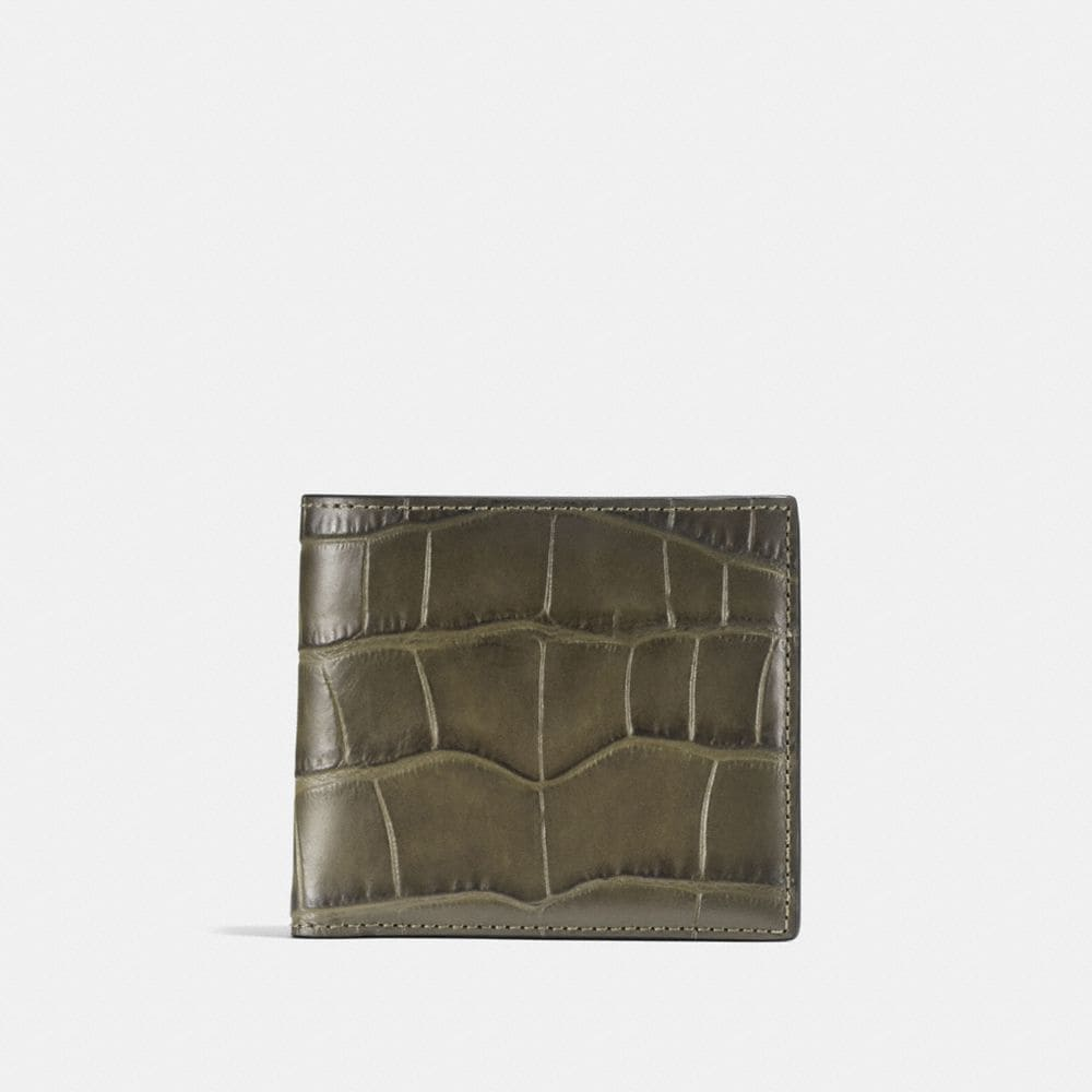 CARTERA BILLETERA DOBLE