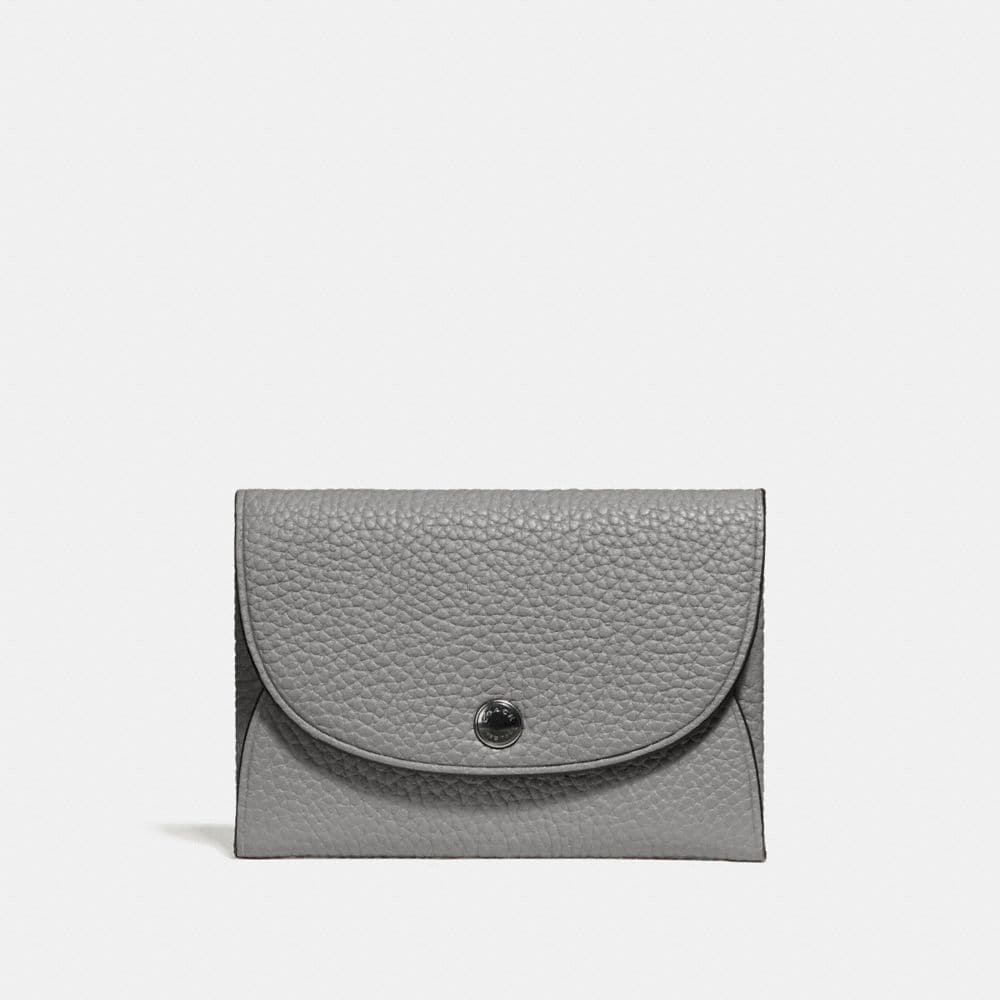 SNAP CARD CASE IN COLORBLOCK