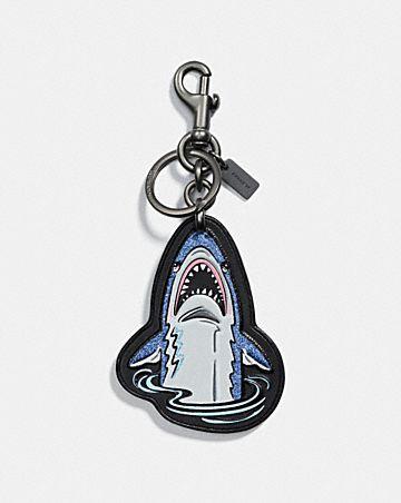 2D SHARKY BAG CHARM