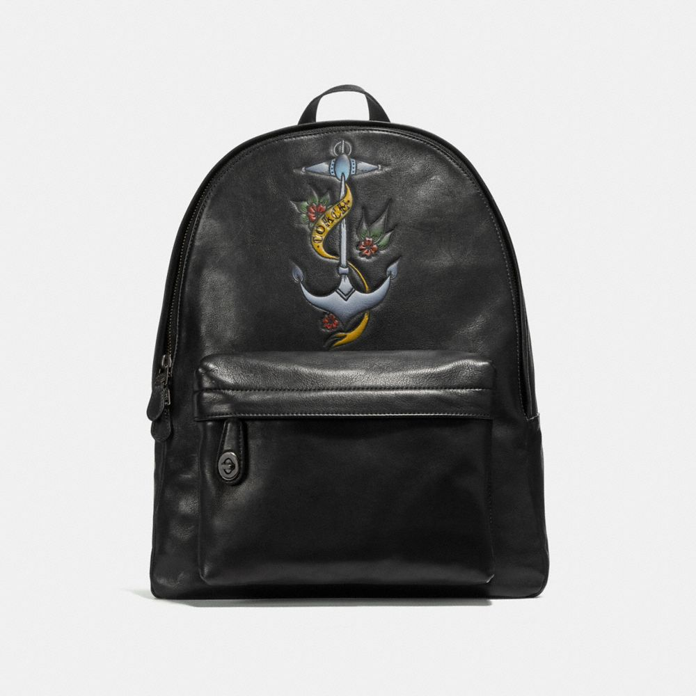 CAMPUS BACKPACK WITH TATTOO TOOLING