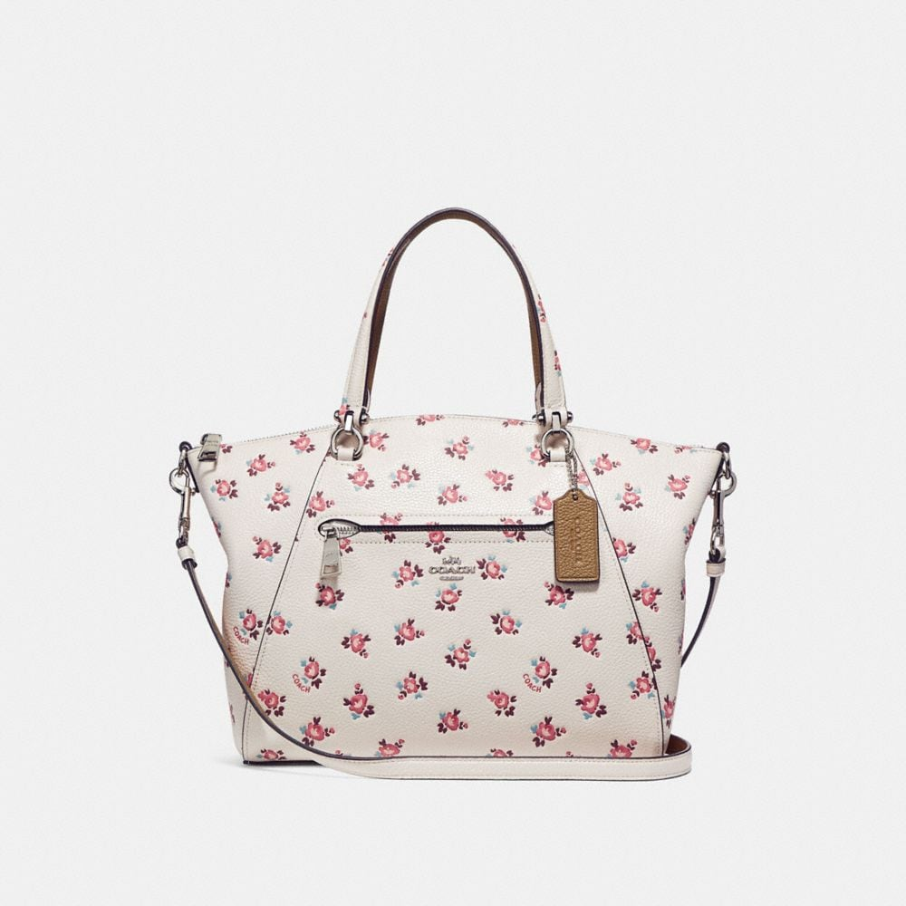 BOLSO SATCHEL PRAIRIE CON ESTAMPADO FLORAL BLOOM