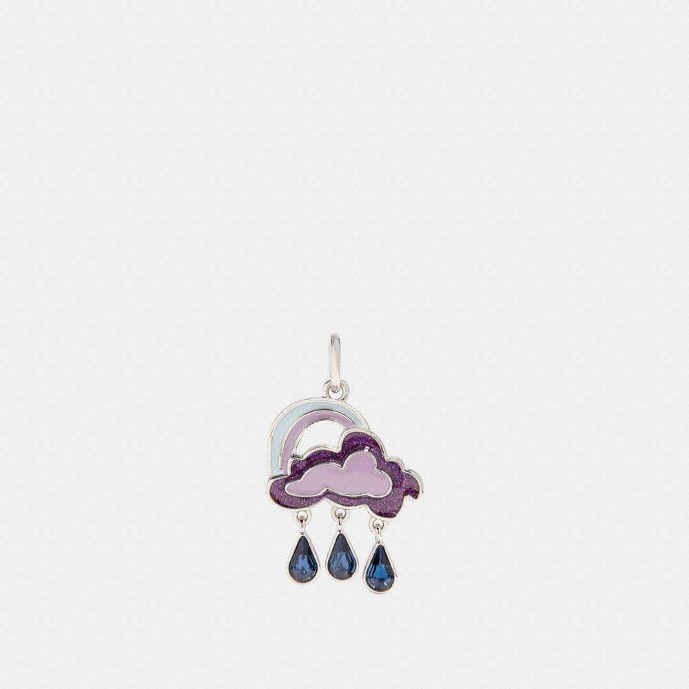CLOUD AND RAINBOW CHARM