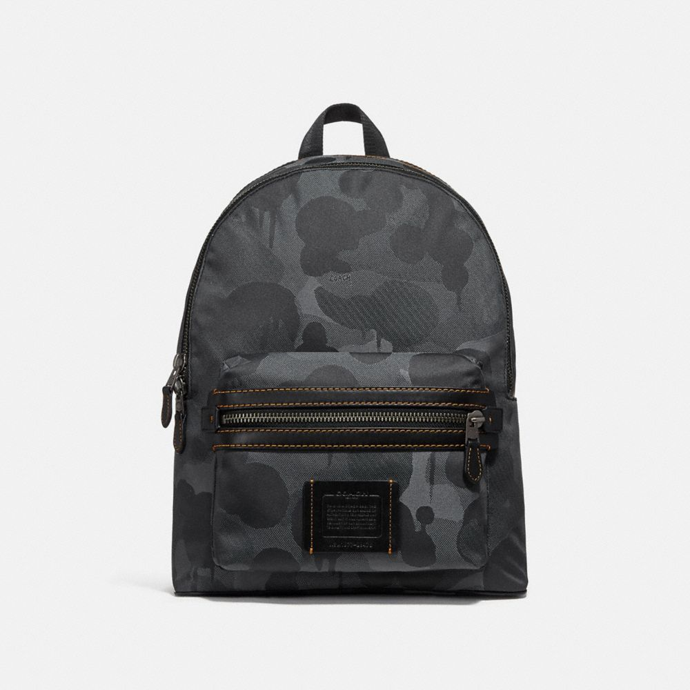 ACADEMY BACKPACK IN CORDURA® FABRIC WITH WILD BEAST PRINT