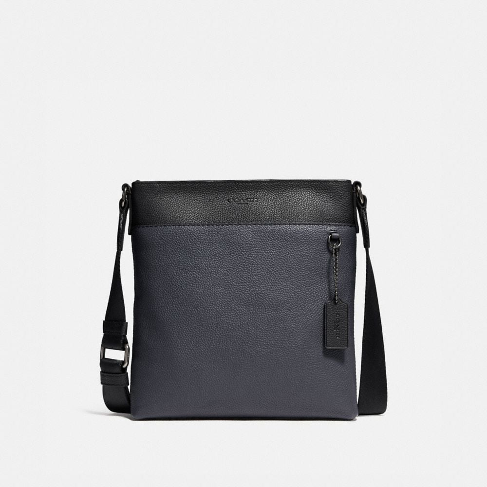 METROPOLITAN SLIM MESSENGER IN COLORBLOCK