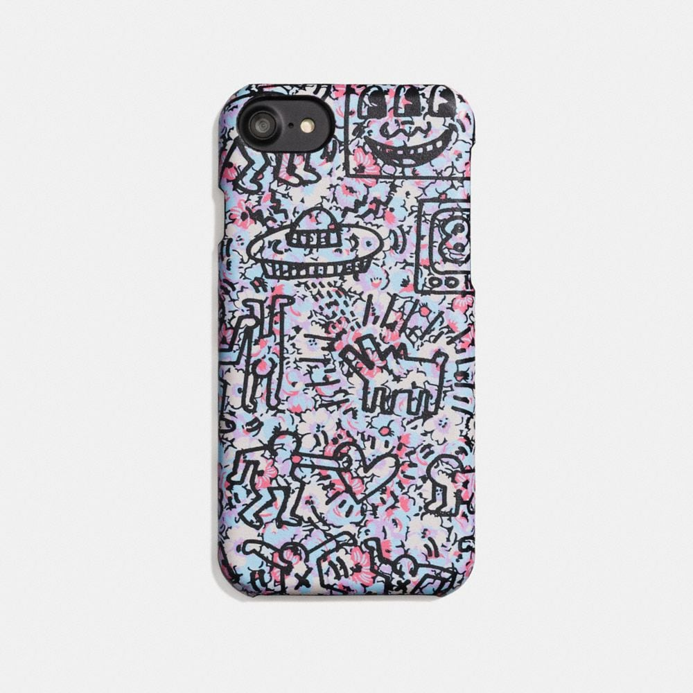 FUNDA PARA IPHONE COACH X KEITH HARING