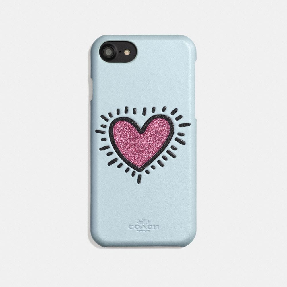 ÉTUI POUR IPHONE 7 COACH X KEITH HARING