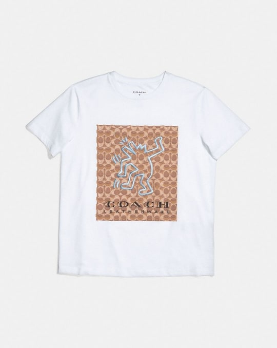 T-SHIRT COACH X KEITH HARING
