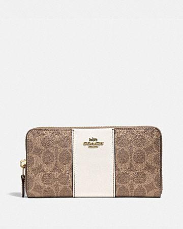 3db095c954 Women's Leather Wallets | COACH ®