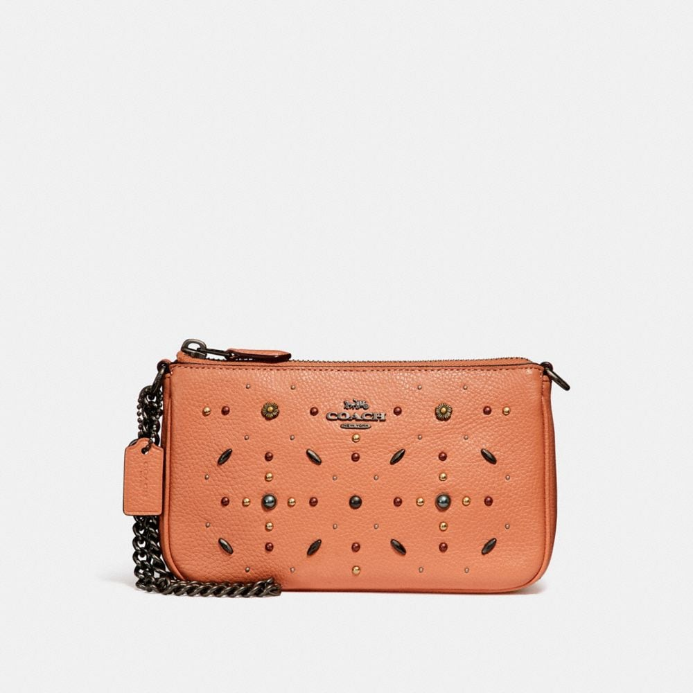 NOLITA WRISTLET 19 WITH PRAIRIE RIVETS DETAIL