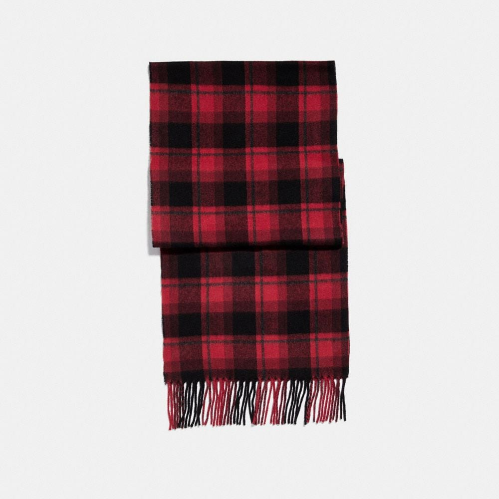 STORYPATCH PLAID SCARF