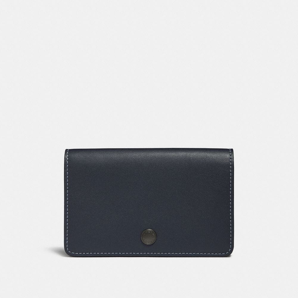 FOLDOVER CARD CASE