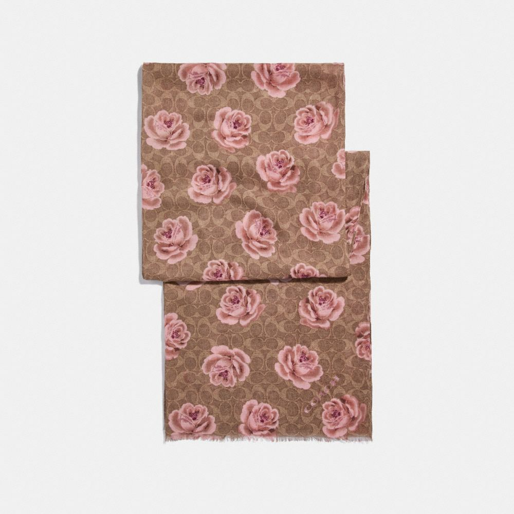 SIGNATURE ROSE OBLONG