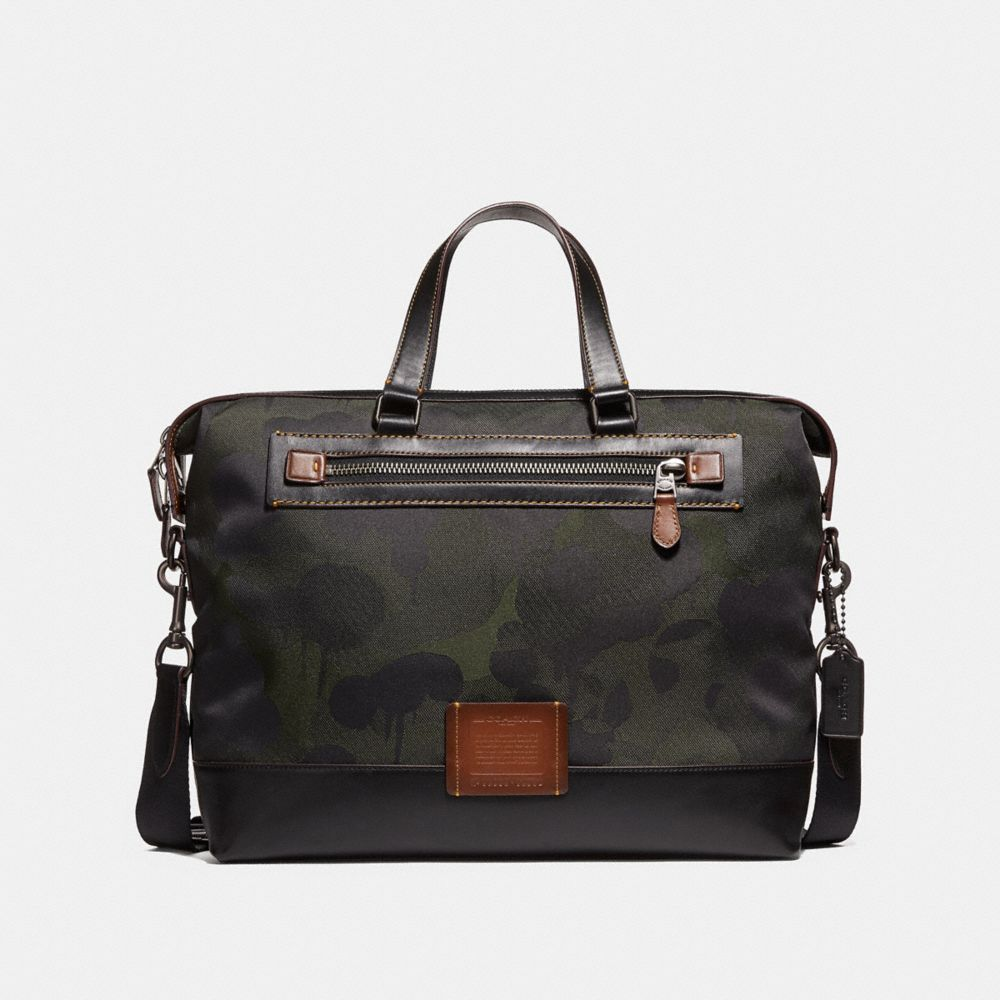 ACADEMY HOLDALL WITH WILD BEAST PRINT