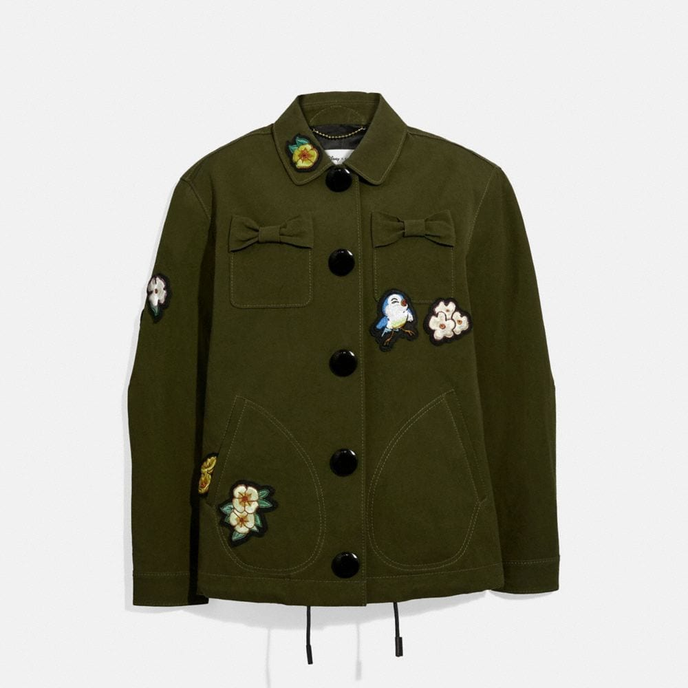 DISNEY X COACH COACH'S JACKET