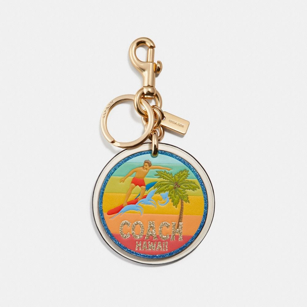 HAWAII BAG CHARM