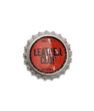 Bottle Cap Leather