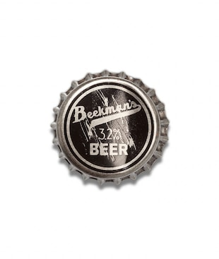 Bottle Cap Beekman
