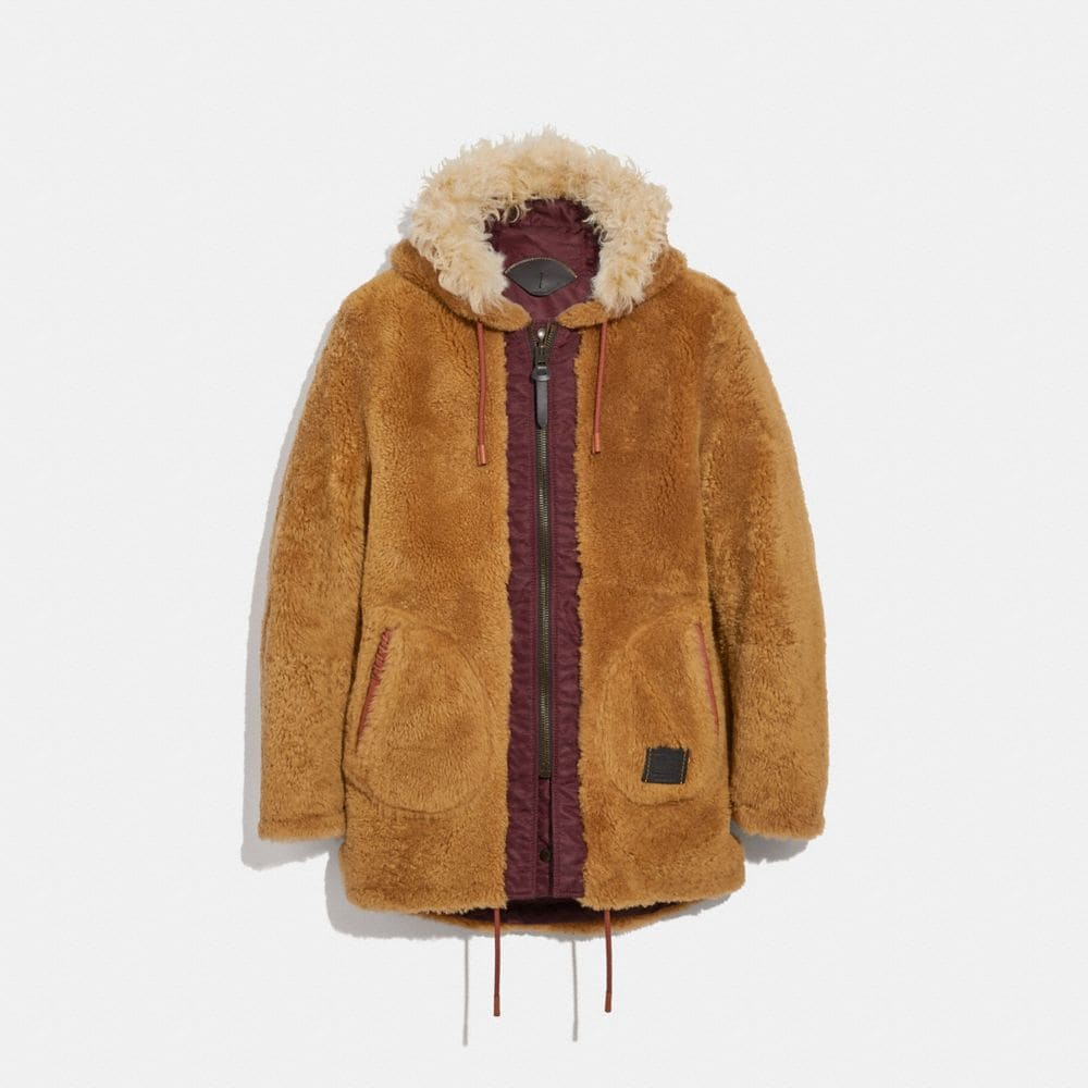 PARKA WESTERN DOUBLE FACE