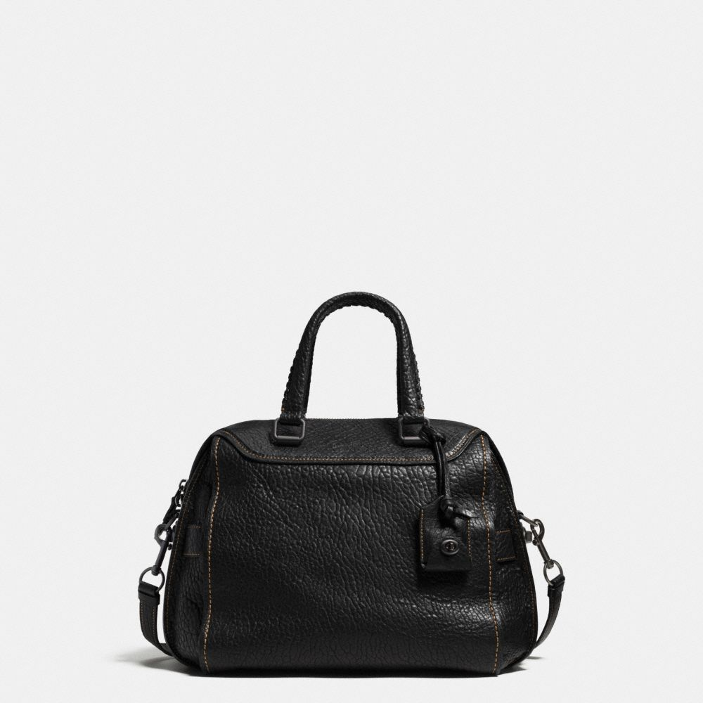 ACE SATCHEL 28 IN GLOVETANNED LEATHER