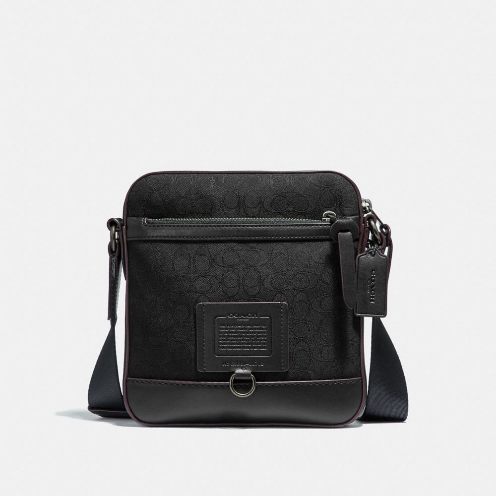 RIVINGTON CROSSBODY IN SIGNATURE JAQUARD