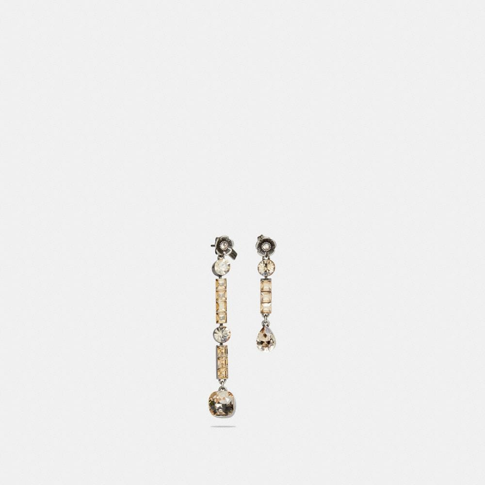 TEA ROSE DROP EARRINGS