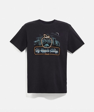 SKYLINE BIG APPLE CAMP T-SHIRT
