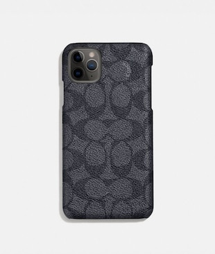 IPHONE 11 PRO CASE IN SIGNATURE CANVAS