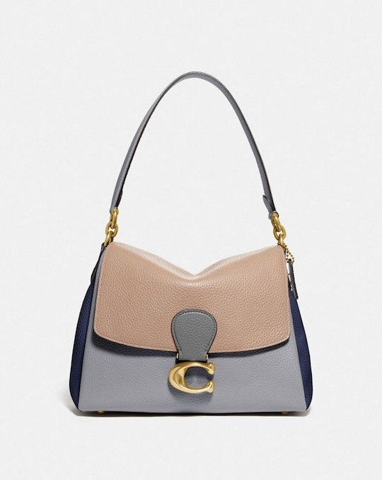MAY SHOULDER BAG IN COLORBLOCK
