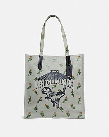 TOTE WITH REXY