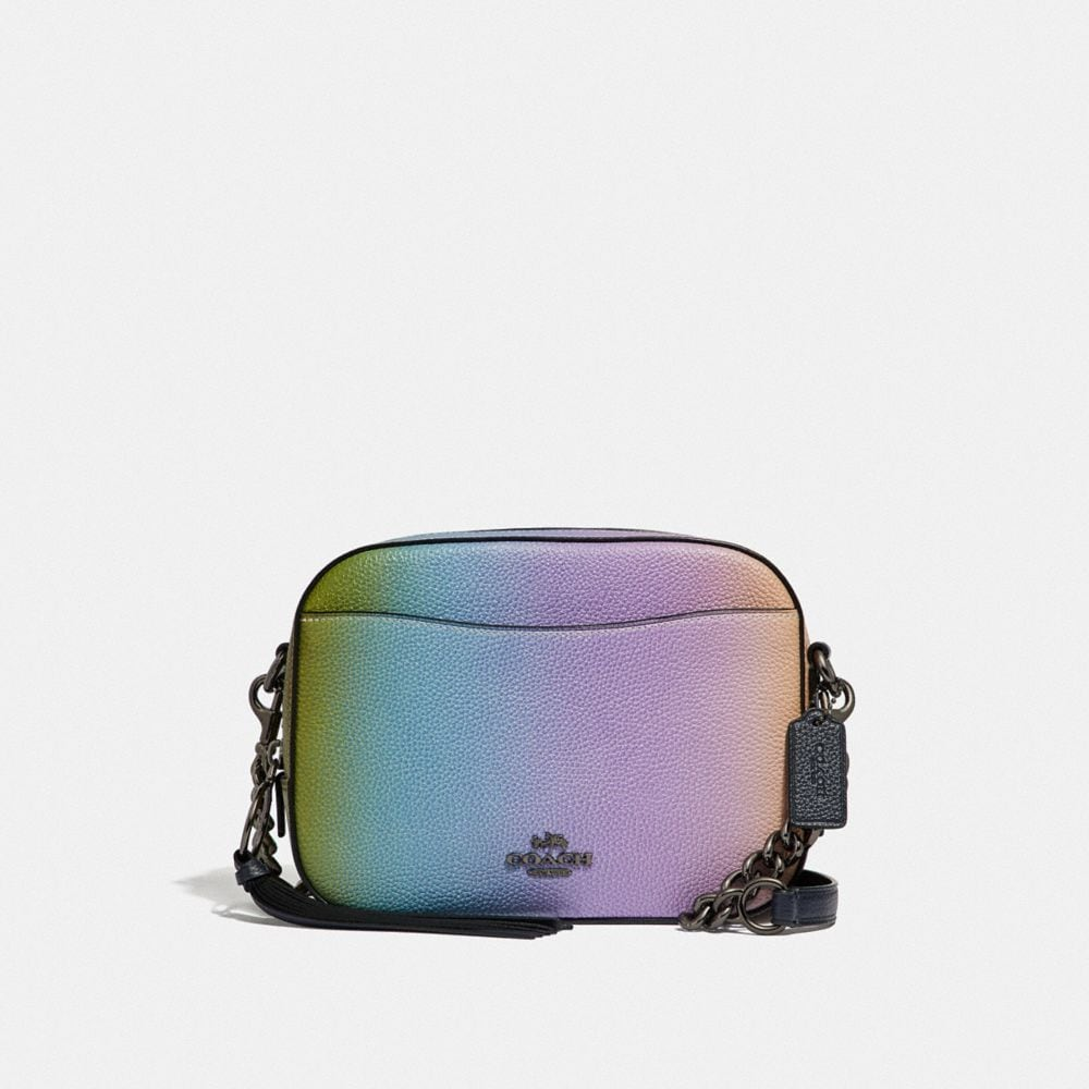 CAMERA BAG WITH OMBRE