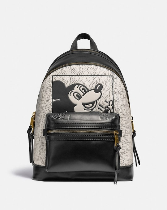 DISNEY MICKEY MOUSE X KEITH HARING ACADEMY RUCKSACK
