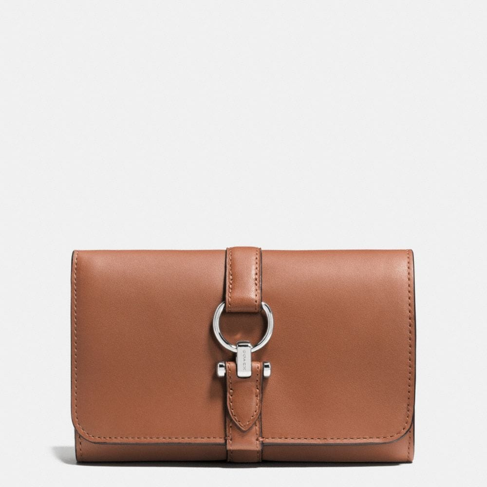 COACH NOMAD MEDIUM WALLET IN GLOVETANNED LEATHER