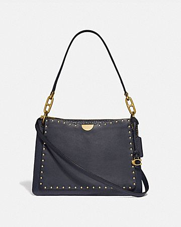 63c0721411b8 DREAMER SHOULDER BAG WITH RIVETS