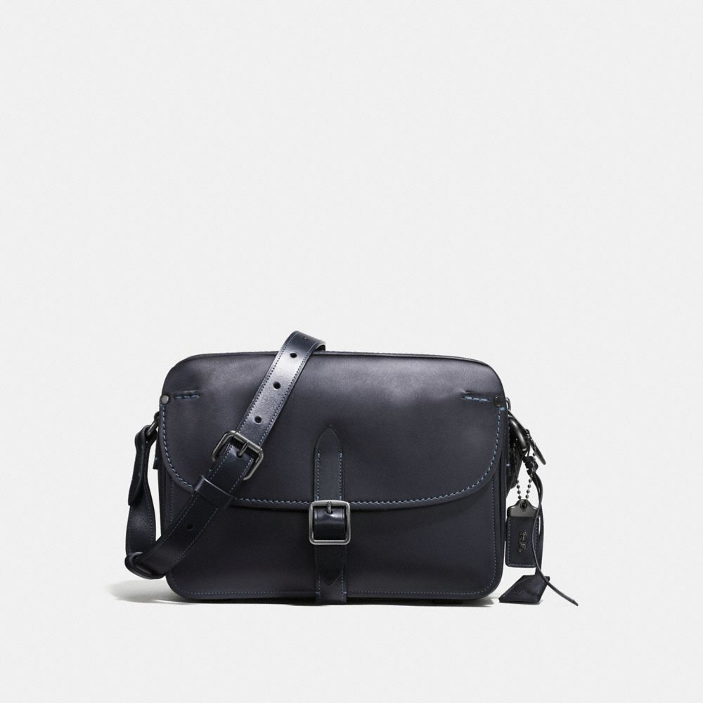 GOTHAM CROSSBODY IN GLOVETANNED LEATHER