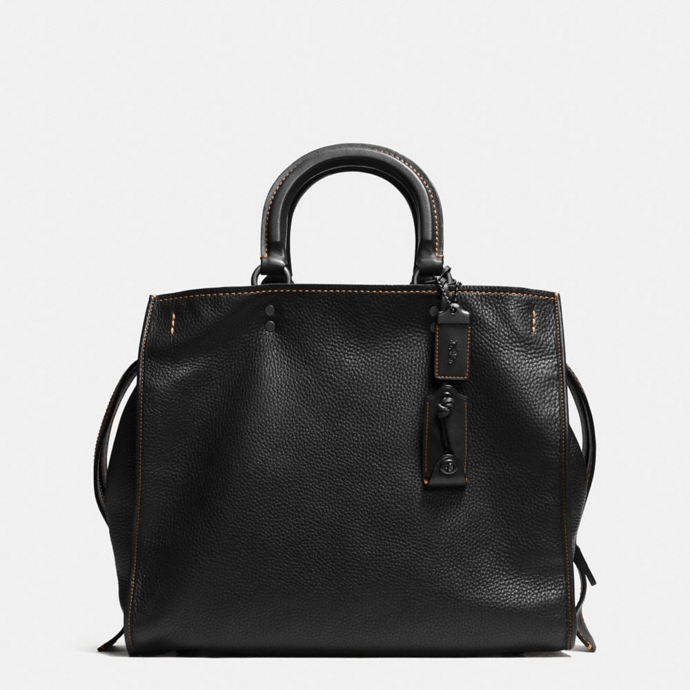 ROGUE BAG 36 IN GLOVETANNED PEBBLE LEATHER